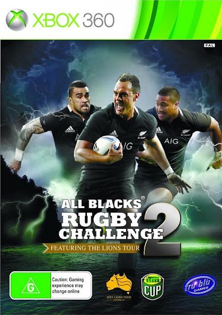 تحميل لعبة Rugby Challenge 2