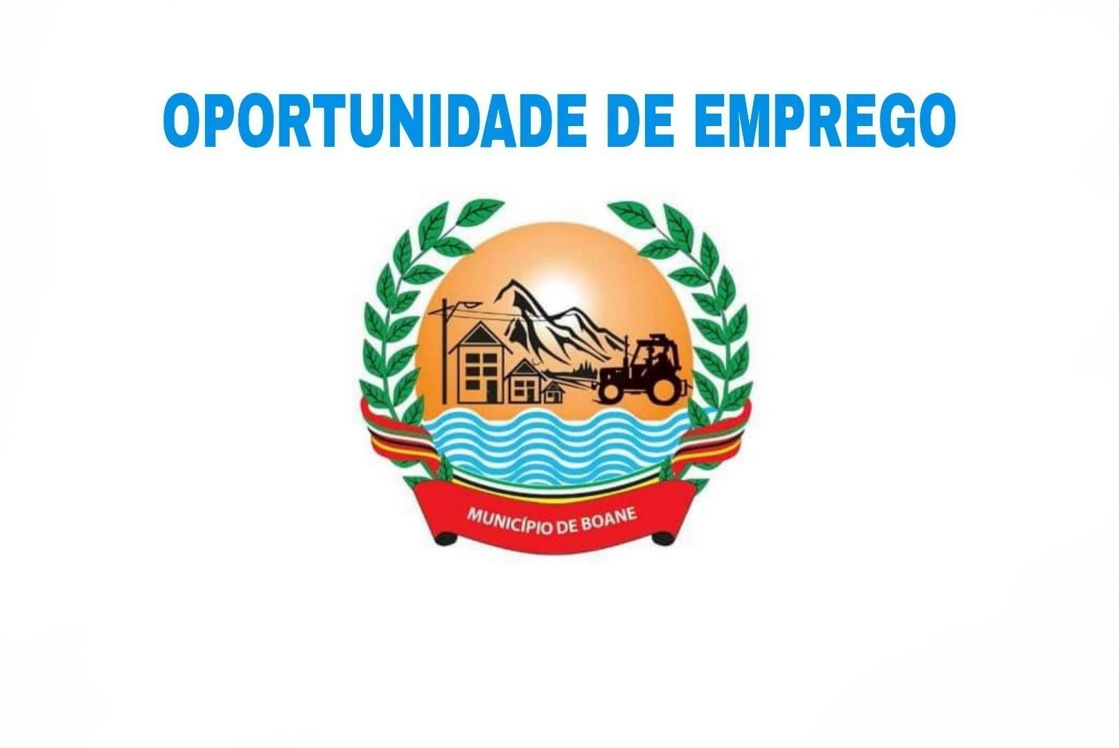Sovagasmoz - Conselho Municipal da Vila de Boane_Emprego