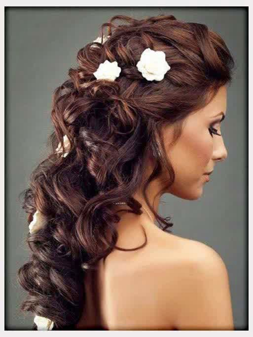 Wedding Hairstyle Trends 2015