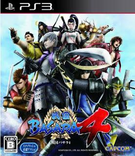 Sengoku Basara 4 PS3