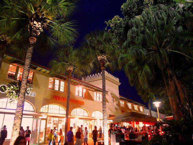 Miami Beach - Lincoln Rd shopping