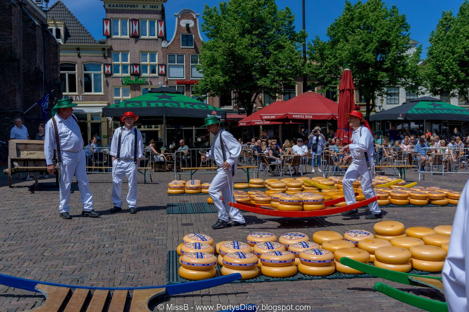 Cheese Market, Alkmaar, the Netherlands