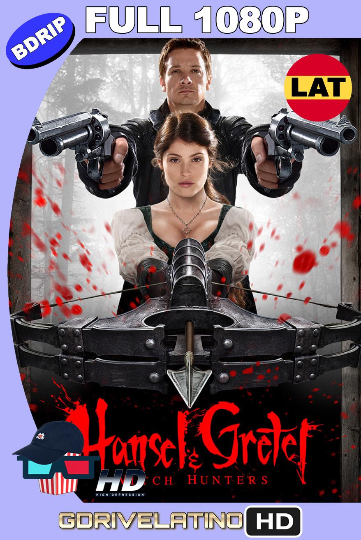 Hansel & Gretel: Cazadores de Brujas (2013) BDRip FULL 1080p Latino-Ingles MKV