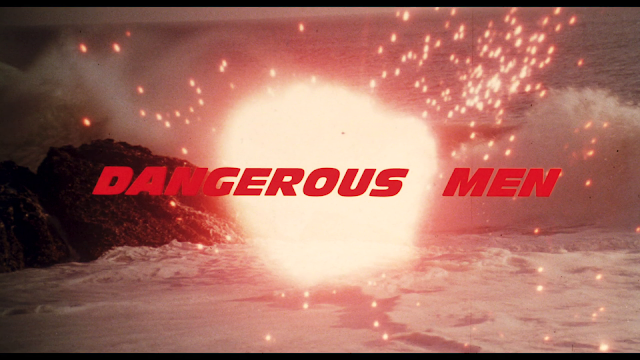 Dangerous Men Blu-ray screen cap