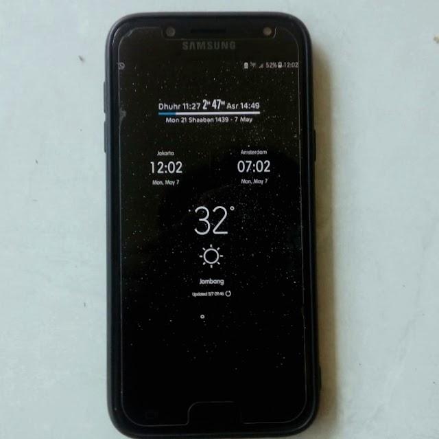 Samsung J5 Pro Setelah 6 Bulan Pemakaian