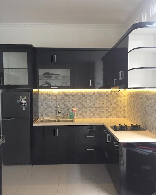 Jasa Kitchenset Dapur Sidoarjo