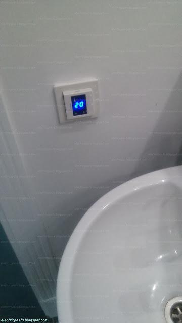 Терморегулятор Scneider electric