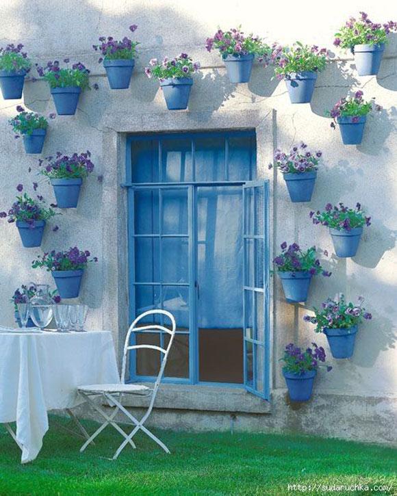 Maison rock coucou decorazioni fai da te per terrazze e - Decorazioni per giardini ...