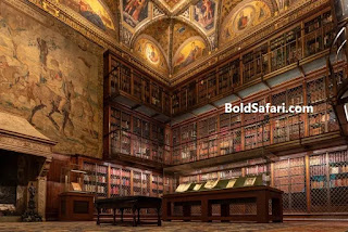 Morgan Library and Museum, New York