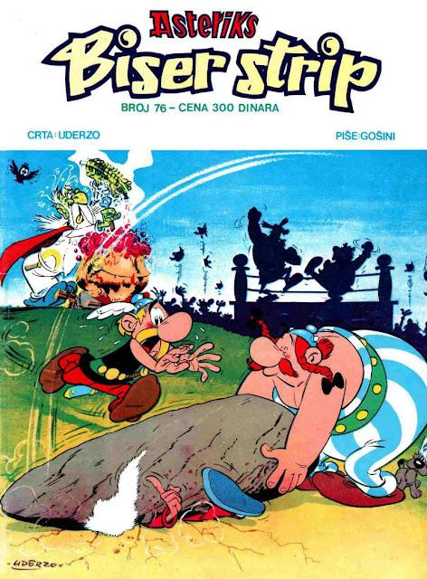 Tajna Carobnog Napitka - Asteriks