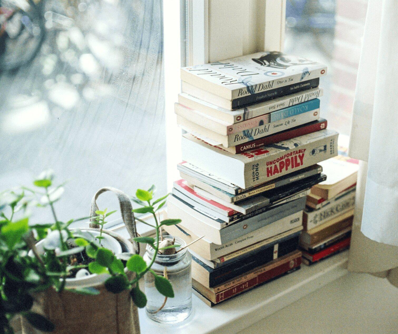 O drama dos livros não lidos
