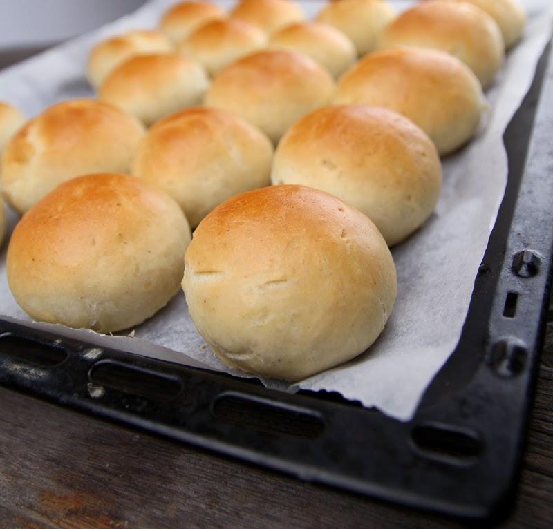 Oppskrift Hjemmebakte Fastelavnsboller Perfekte Veganske Boller Uten Melk Egg Melkefri Eggfri Bakst