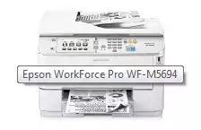 Epson WorkForce Pro WF-M5694 Driver Downloads