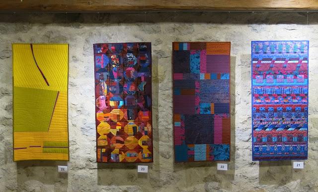 Neuchâtel Patchwork exhibition - Overview