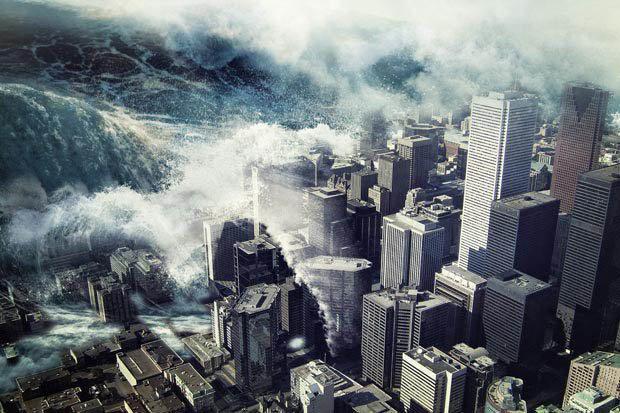 """Siêu sông """"trên Trời"""" đe dọa sự sống con người Trái đất"""