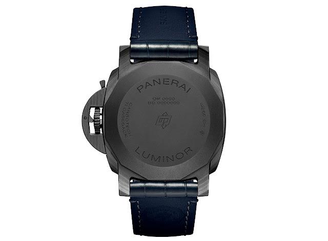 Panerai Luminor Marina Carbotech Blu Notte PAM01664
