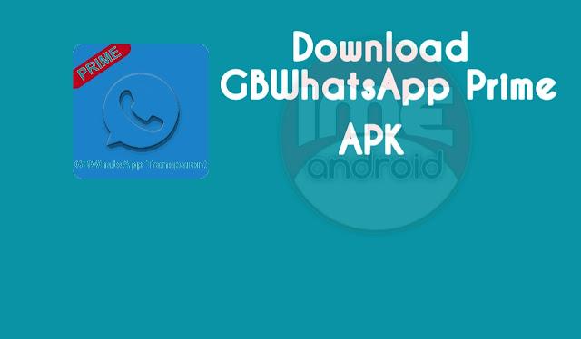 Download GBwhatsapp transparant prime apk