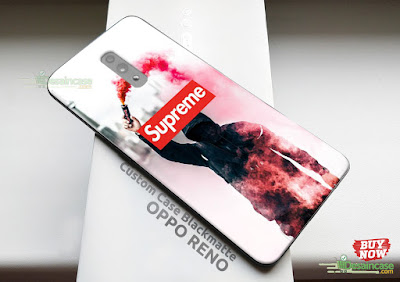 Download Mockup Custom Case Blackmatte Oppo Reno by Gubukhijau