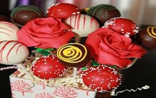 Caramelle e dolci a forma di cuore