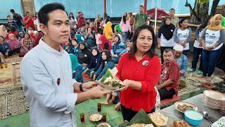 Putra sulung Presiden Jokowi, Gibran Rakabuming Raka
