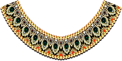 Jwellery-kurti-neckdesignr-textile-print