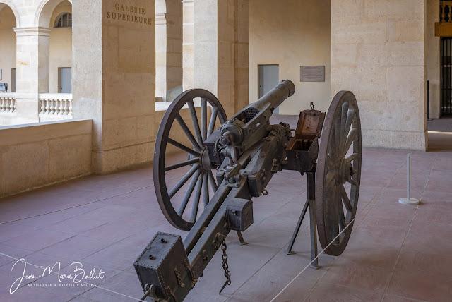 Hôtel des Invalides — Musée de l'Armée : artillerie