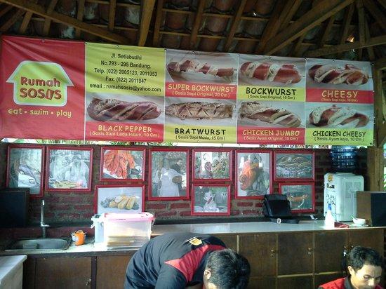 4 Tempat Wiisata Kuliner Paling Rekomended Di Bandung Tralist