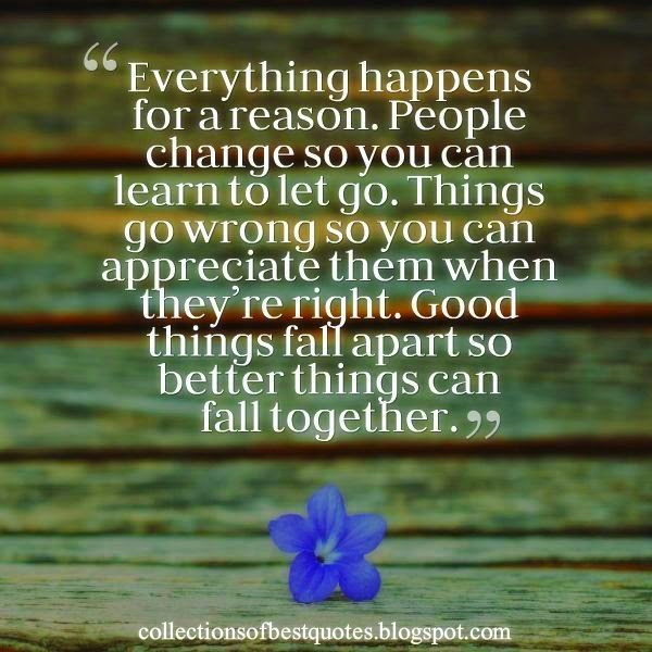 Things Fall Apart Symbolism Quotes: Collections Of Best Quotes: Everything Happens For A Reason