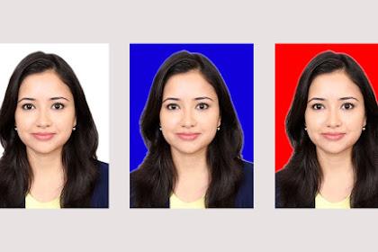 Cara Merubah Warna Background Foto Secara Online