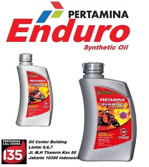 Oli Motor Terbaik dan Oli Mobil Berkualitas Fastron Enduro