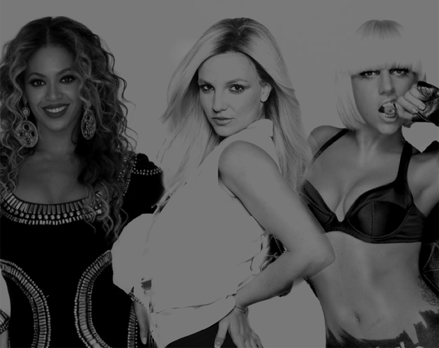 Britney Spears, Lady Gaga & Beyoncé - Telephone (Haus Of Aphrodite Remix)