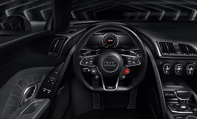 Interior 2017 New Review Excellence Cars Audi R8