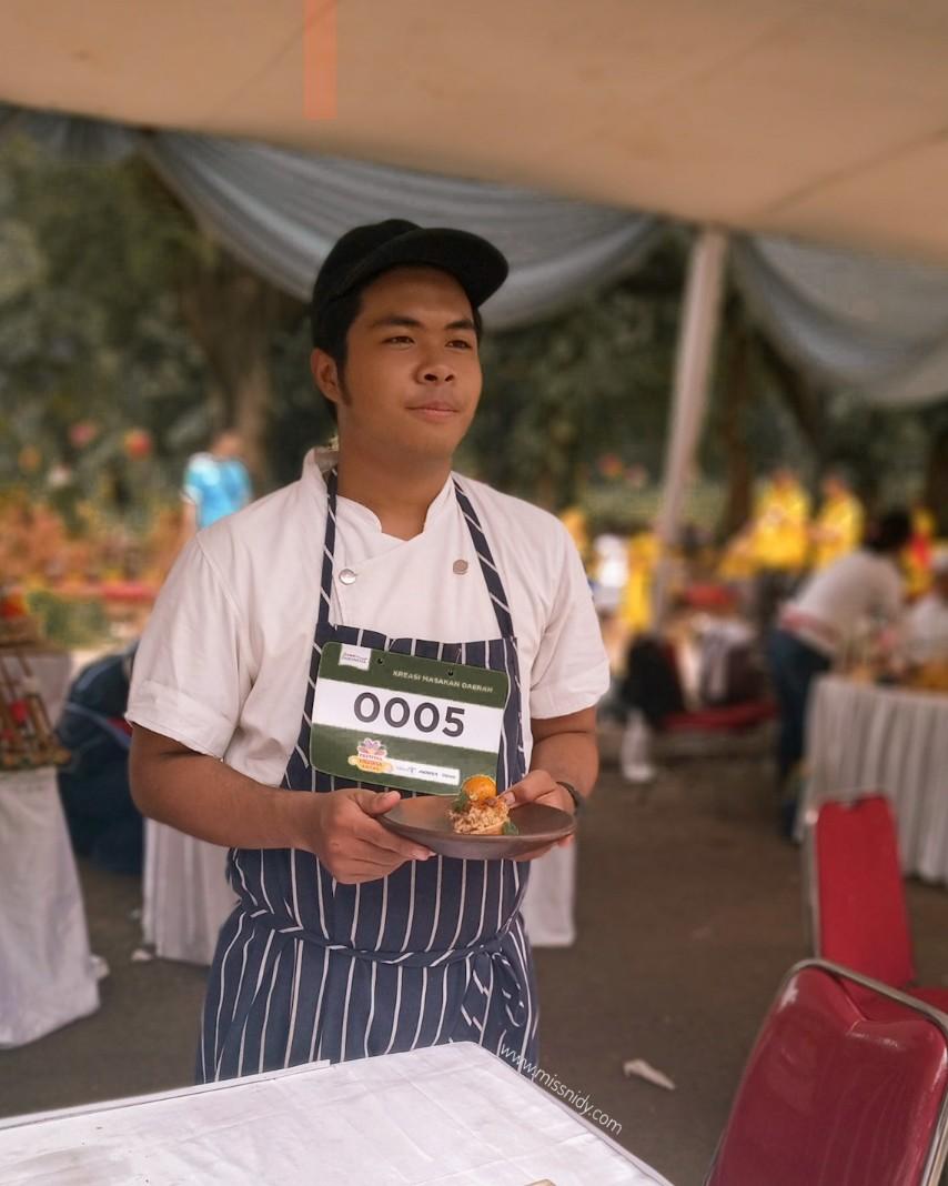 lomba kreasi masakan nusantara by adira finance