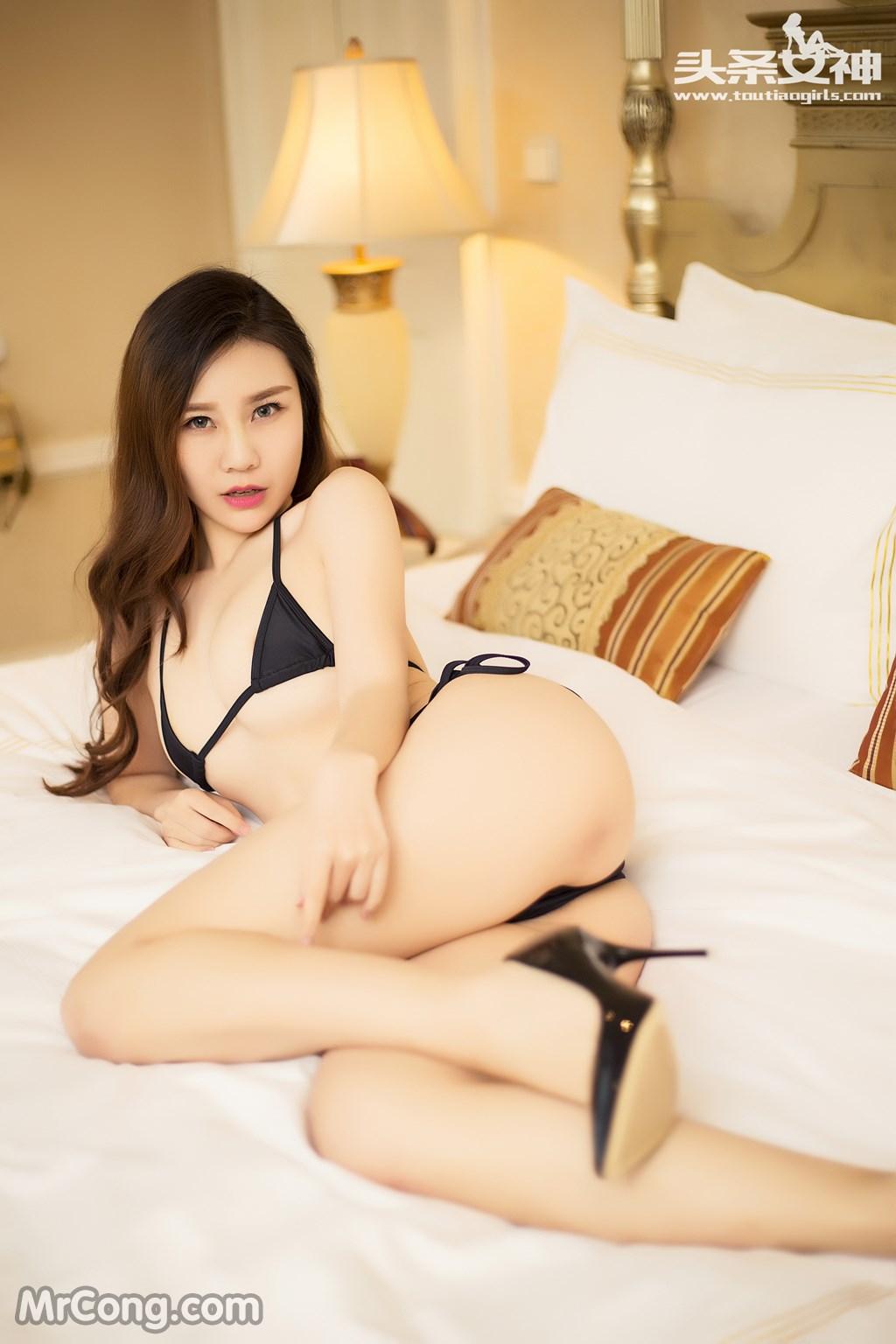 Image MrCong.com-TouTiao-2016-07-12-JUNO-001 in post TouTiao 2016-07-12: Người mẫu Zhou Si Chao (周思超) (39 ảnh)