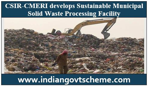 Sustainable Municipal Solid Waste