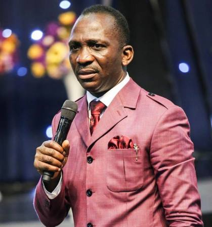 Audio: Dr Paul Enenche - Anointing For Royalty