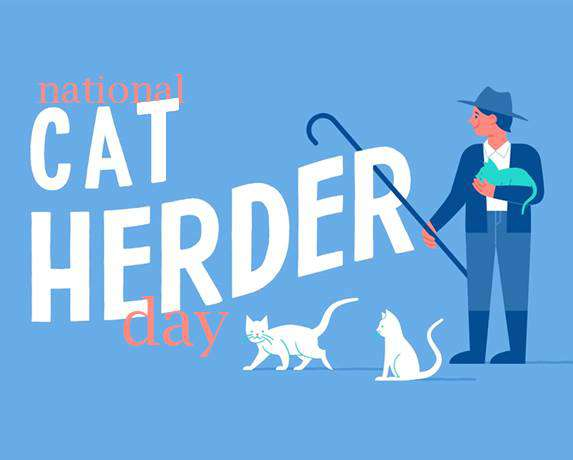National Cat Herders Day Wishes For Facebook