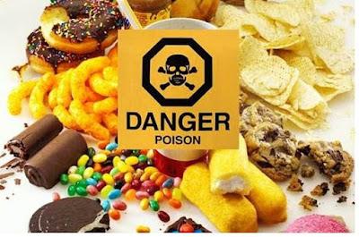 Bahan kimia pada makanan (Zat kimia aditif pada makanan) - pustakapengetahuan.com