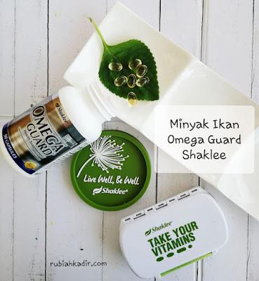 Minyak Ikan Omega Guard Shaklee