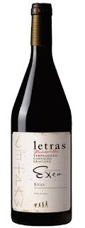 Letras Minúsculas. Tinto Rioja 2013. Roble