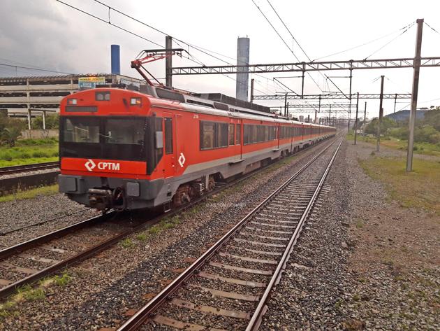 FALHA: Linha 10-Turquesa da CPTM opera com restrições operacionais na manhã desta quinta-feira, dia 16