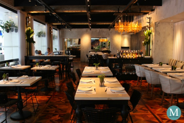 Pablo Restaurant at The Picasso Hotel in Makati