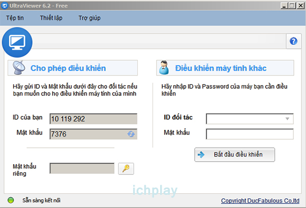 UltraView Download - Tải UltraViewer mới nhất bản 6.2 6.1, 6.0, 5.1, 5.0 a