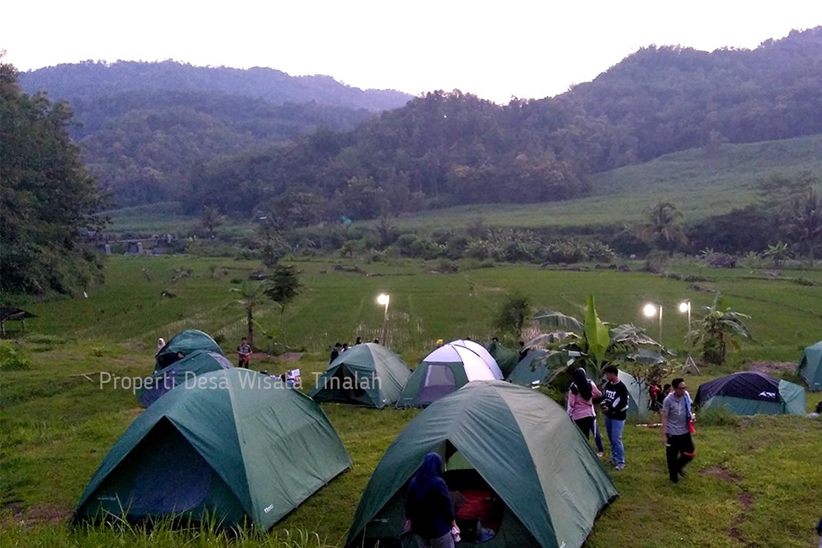 Dewi Tinalah Sebagai Tempat Camping Kulon Progo Tarwarkan Paket Camping Keluarga Jogja