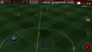 Download FTS 18 Mod Sriwijaya FC by Reksi Apk + Data Obb