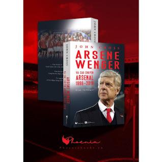 Arsene Wenger và câu chuyện Arsenal 1996-2018 ebook PDF-EPUB-AWZ3-PRC-MOBI