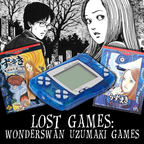 [7 Jogos Indispensáveis] - WonderSwam + Color Uzumaki_