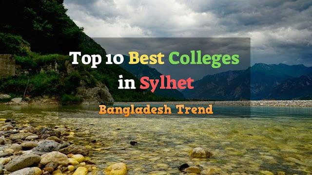 Top 10 Best Colleges in Sylhet