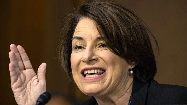 Klobuchar Fumes At Trump After He Demands Bigger Stimulus Checks: 'An Attack On Every American,' 'Trying To Burn This Country Down'