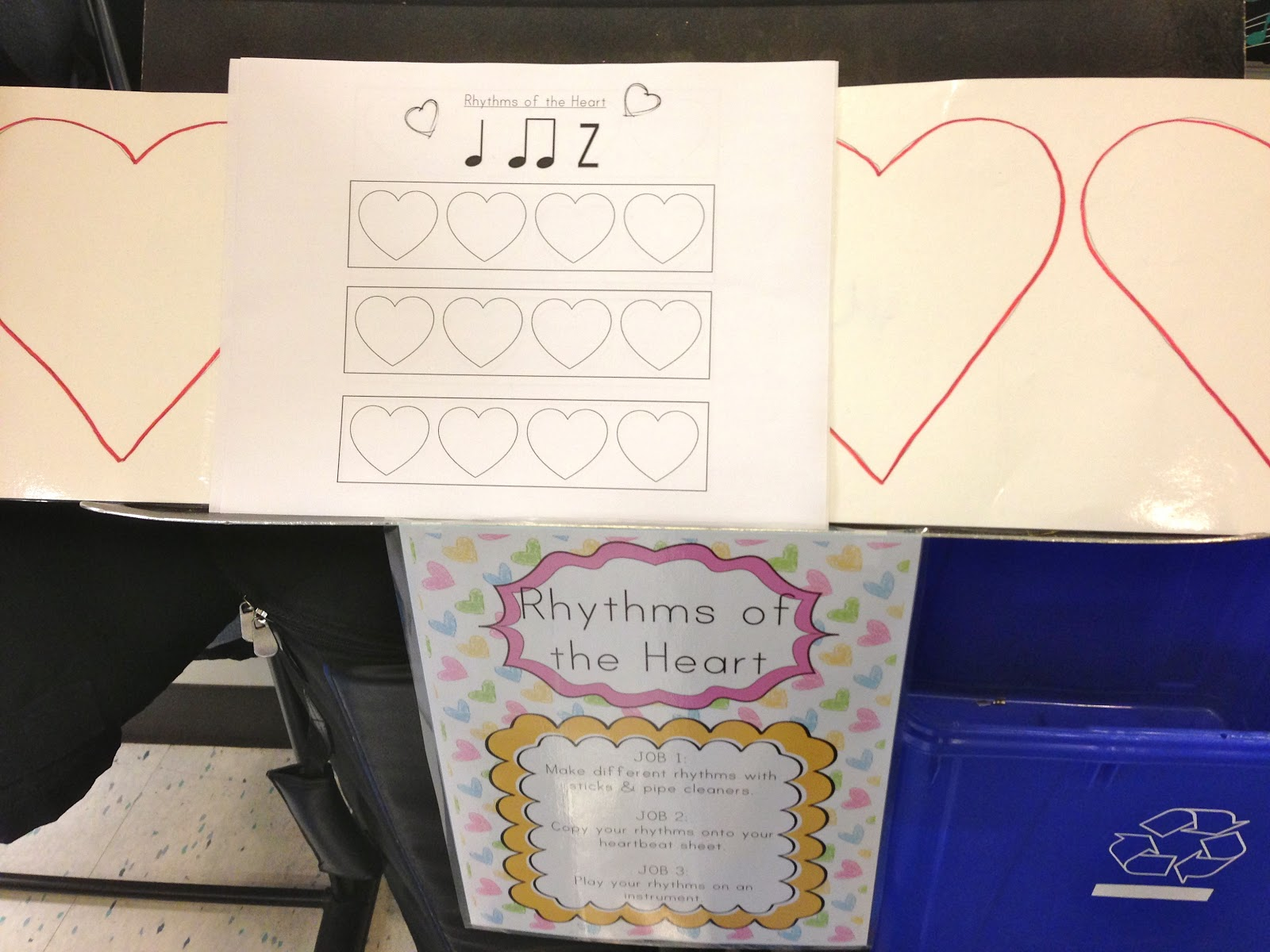 Elementary Music Resources Center Rhythms Of The Heart